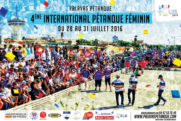Le palmarès de l'International et du National Féminin de Palavas