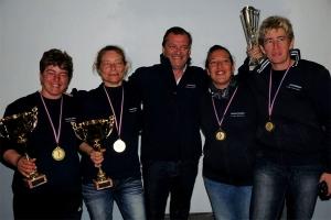 Championnat de l'Hérault Doublettes : jour de titre pour Palavas Pétanque
