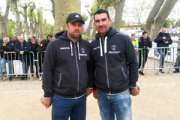 Championnat de l'Hérault doublettes : un nouveau titre pour Palavas Pétanque