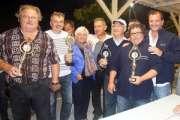Trophée du Maire 2015 : victoire de Joël Fabre, Patou Vilalta et Thierry Gagnardot