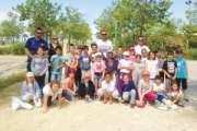 Activités périscolaires : les enfants de Palavas découvre la pétanque