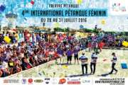 Le programme complet du 4ème International Féminin de Palavas