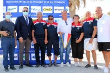 Darodes, Beji, D'Isidoro : Championnes de France 2021